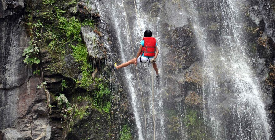Canyoning in Nepal , adventure water sports in Nepal package on 1 day outdoor adventure package.