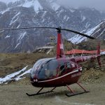 pilgrims tour to Muktinath by Robinson 66 Helicopter-Jomsom,Muktinath Heli Tour.